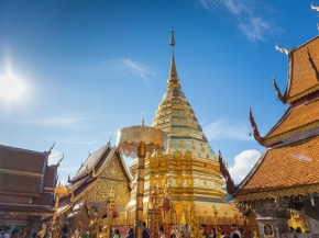 5D4N HEAVENLY CHIANG MAI AND CHIANG RAI