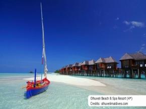 4D3N Romance in Maldives (2020) - Olhuveli Beach & Spa Resort (4*)