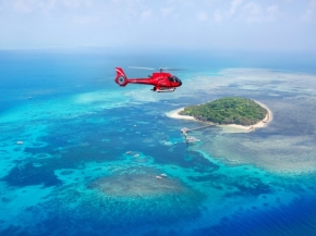 7D6N Queensland + Scenic Helicopter Flight Self-Drive