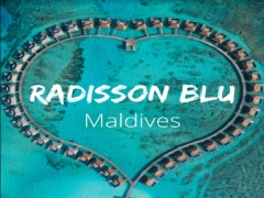Book Now, Travel Later at Radisson Blu Maldives