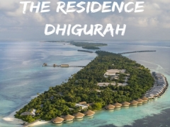 Book Now, Travel Later at The Residence Maldives