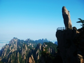 8D THE MOST BEAUTIFUL HUANGSHAN/QIANDAO LAKE/WUYUAN/QIYUN MOUNTAIN