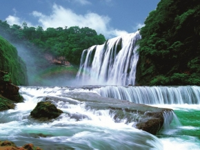 8D7N COLORFUL GUIZHOU+ HUANGGUOSHU WATERFALL
