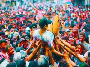 9D7N NEPAL HOLI FESTIVAL