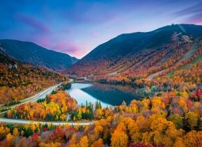 Insight Vacations 8D New England's Fall Foliage