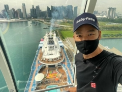 4D3N CRUISE WITH THOMAS ONG