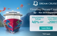Dream Cruises - Travel Revolution March 2019