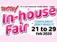 JTB In-House Travel Fair